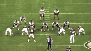football linemen being effective from a 2 point stance [with tight zone] John Strollo