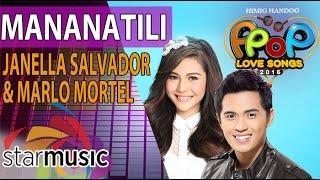 Marlo Mortel and Janella Salvador - Mananatili (Official Lyric Video)