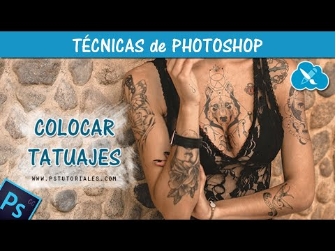 Cómo Poner TATUAJES REALISTAS Con PHOTOSHOP