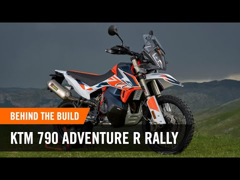 Pushing further than ever before - The limited edition KTM 790 ADVENTURE R RALLY | KTM