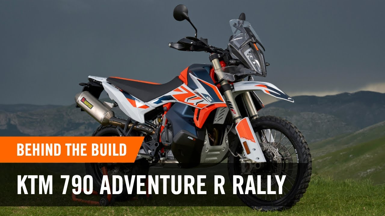 Best Adventure Motorcycle 2020.Pushing Further Than Ever Before The Limited Edition Ktm 790 Adventure R Rally Ktm