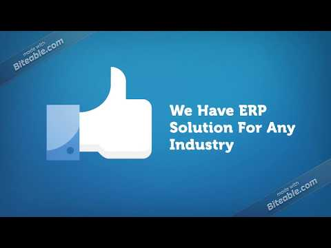 ERP SolutionS for Small Business|ERP Program|Small Business Software|Accounting Software