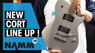 Cort NAMM 2020 | Matt Bellamy Signature Manson | Thomann