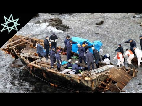 Corpse Filled Boats Wash Up In Japan?