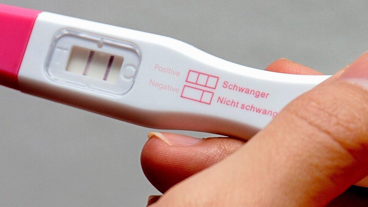 Abortdan Sonra Test Iki Xətt Gostərə Bilərmi Youtube