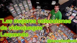 Las Mejores Colecciones de Videojuegos-Loquendo