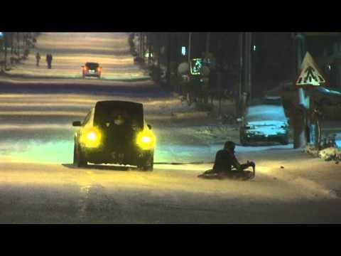 Winter in Ovidiu City: Come ON!