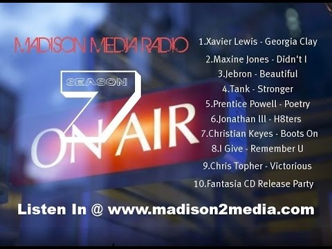 Madison Media Radio (R&B Uncut)