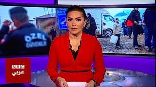 سبب بقاء آلاف السوريين عالقين على حدود تركيا بعد معارك حلب