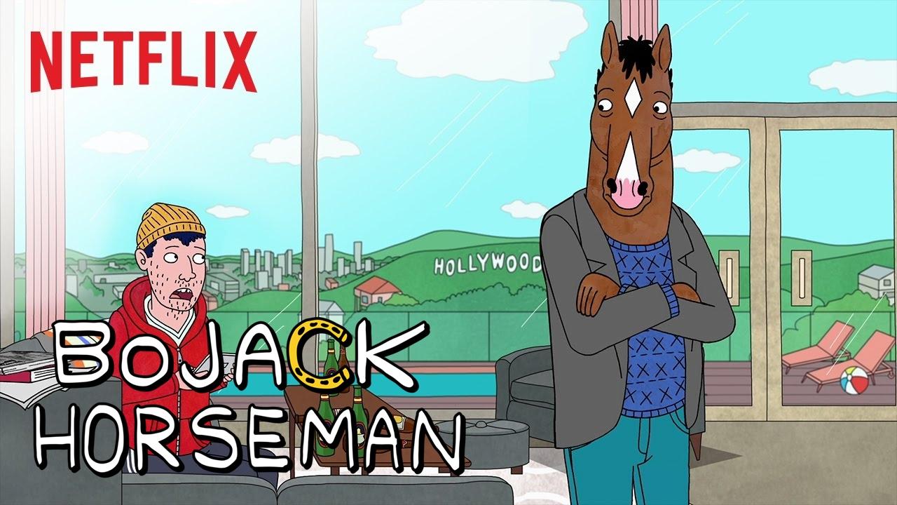 Resultado de imagen de bojack horseman