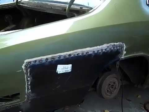 How To Mig Weld Rusted Sheet Metal Mig Welding Sheet Metal
