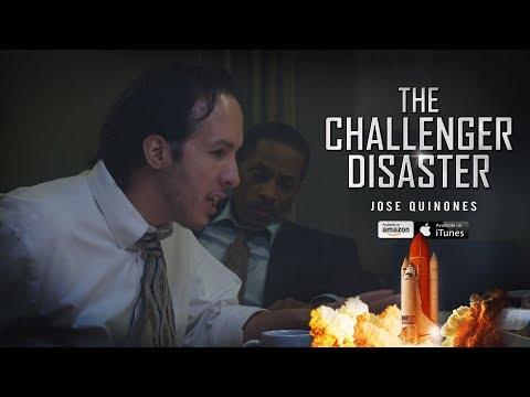THE CHALLENGER DISASTER  (2019)   Jose Quinones   Edwin