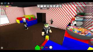 ROBLOX WORK AT A PIZZA PLACE PT.1