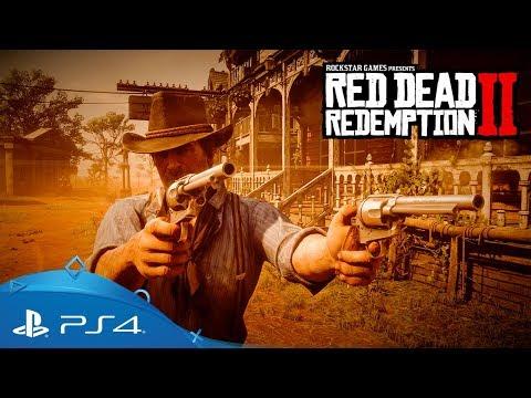 Red Dead Redemption  | Trailer oficial de jogabilidade | PS4