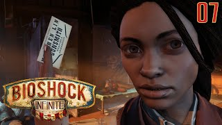 bioshock infinite gameplay walkthrough part 7 vox populi has arrive 1080p hd pc