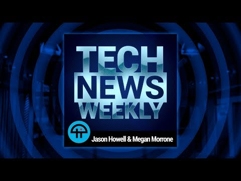 Welcome to Tech News Weekly!