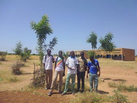 Octobre 2014 - Les élèves parlent de leur Burkina