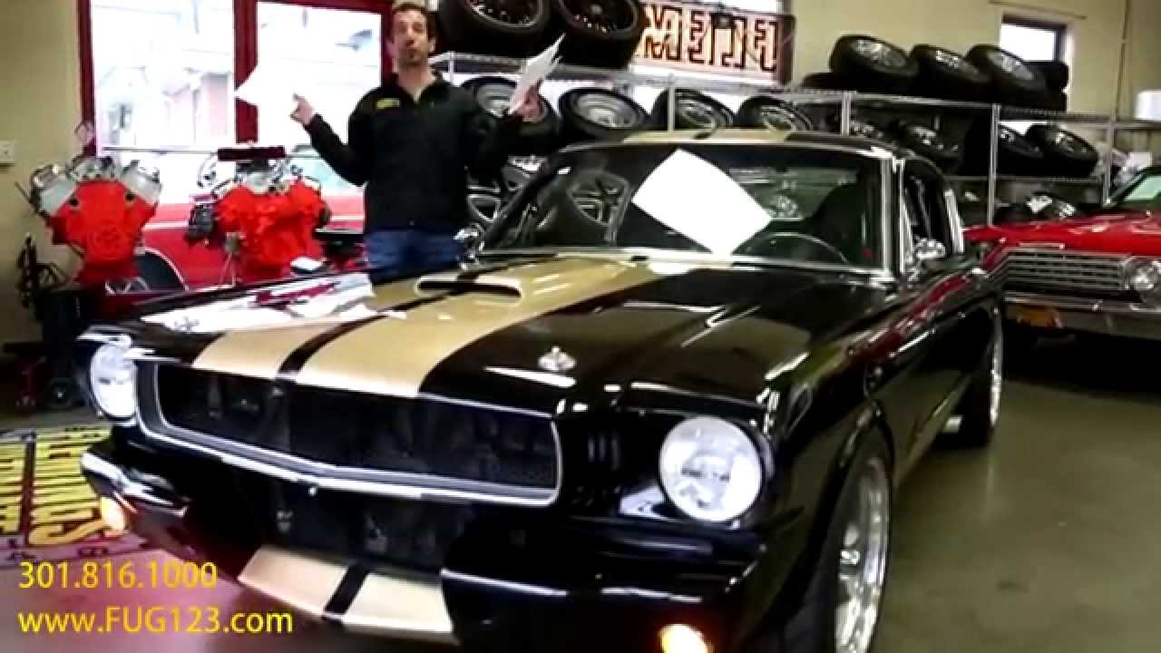 1965 Ford Mustang GT350R Hertz for sale with test drive ...