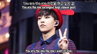 Download lagu Xiumin - You Are The One +