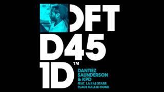 Dantiez Saunderson, KPD, LaRae Starr - Place Called Home (Kevin Saunderson Deep Edit Dub)