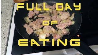 Full Day Of Eating | Vlog 03