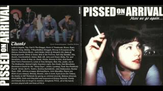 Pissed On Arrival - 4321 (The Adicts Cover)