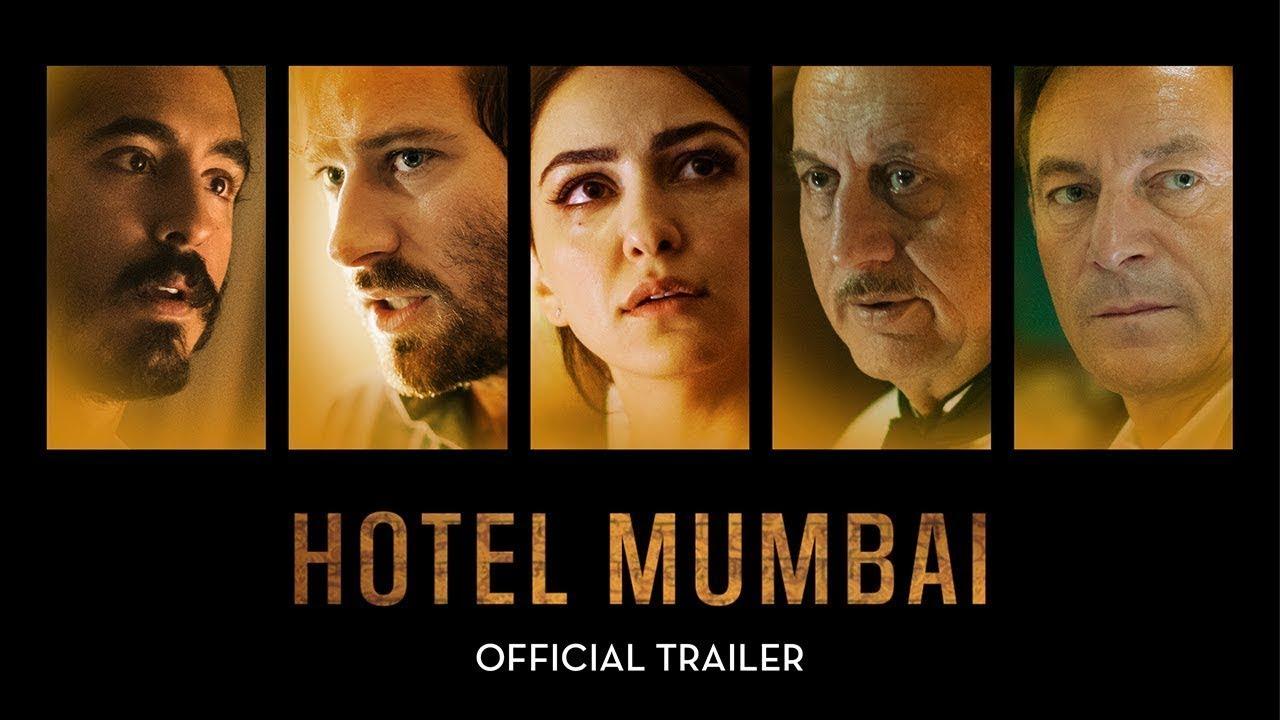 Download HOTEL MUMBAI Official Trailer (2019) Dev Patel, Armie Hammer Movie