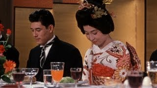 Equinox Flower, Yasujiro Ozu's First Color Film