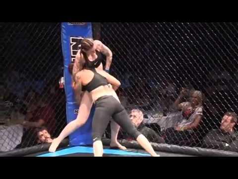 MMA Girls Megan Anderrson vs Jodi Struzic