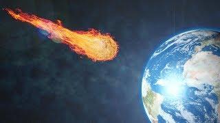 ЩО ВІДБУВАЄТЬСЯ, КОЛИ МЕТЕОРИТ ПАДАЄ НА ЗЕМЛЮ?