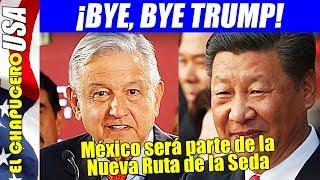En secreto, China y México firmaron histórico acuerdo comercial y frenar a EU