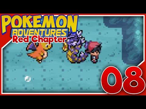 Pokemon Adventures Red Chapter - Episode 8 - Underwater Dragonite?
