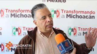Busca Alejandro Chávez candidatura por distrito 1 federal