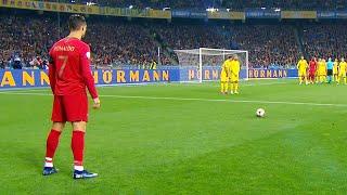 Unbelievable Ronaldo Goals at Portugal