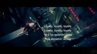 Kendrick Lamar - LOYALTY ft Rihanna (lyrics)