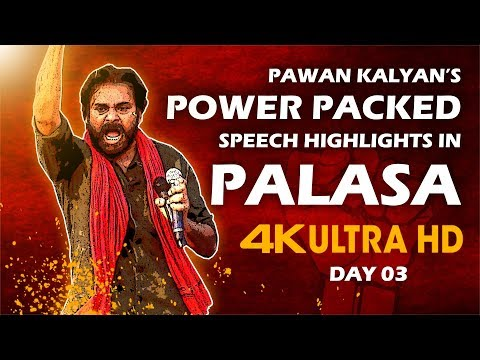 JanaSena Chief Pawan Kalyan's Power Packed...
