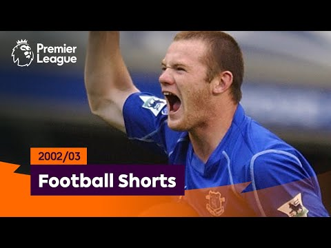 Astonishing Goals | Premier League 2002/03 | Van Nistelrooy, Rooney, Okocha