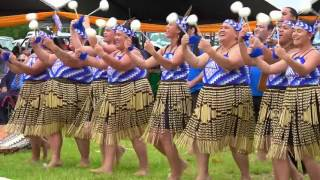 Te Iti Kahurangi Kapa Haka | Queen Mother Halaevalu Mata'aho 90th Birthday Celebrations