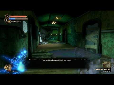 Bioshock 2 Augustus Sinclair Audio Diaries