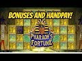 HANDPAY PHARAOH S FORTUNE BONUSES mp3