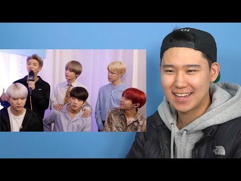 BTS Zach Sang  KOREAN REACTION