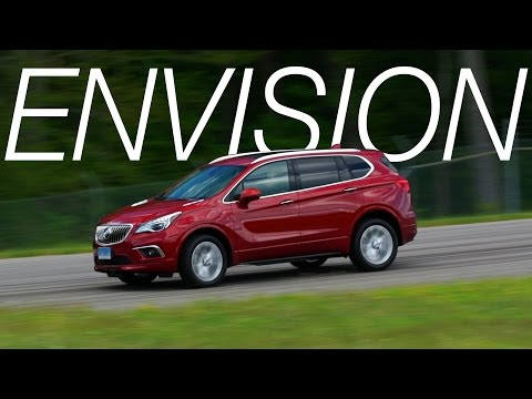 2016 Buick Envision Quick Drive   Consumer Reports