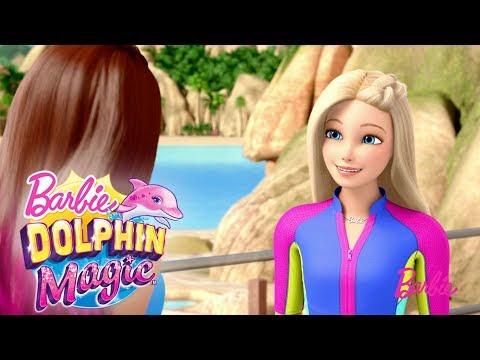Barbie 'Dolphin Magic' Trailer | Dolphin Magic | Barbie