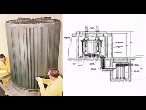 Burn Nuclear Waste with new High Technology Reactor (MSR)