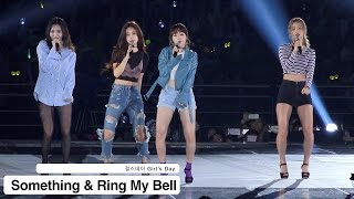 걸스데이 Girl's Day[4K 직캠]Something & Ring My Bell@20161001 …