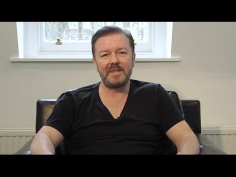 Ricky Gervais Remembers Being Godlike Genius Suede's 'Manager'