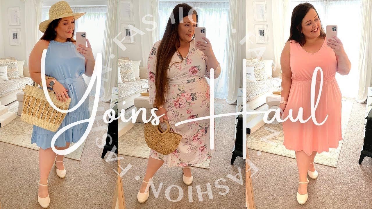 YOINS TRY ON HAUL | UK Plus Size Fashion | Youpenga