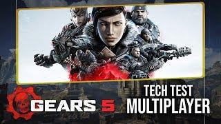 GEARS 5 | Tech Test Gameplay