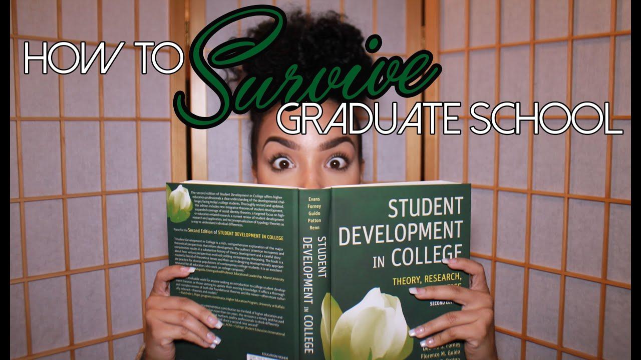 ten tips how to survive graduate school ten tips how to survive graduate school
