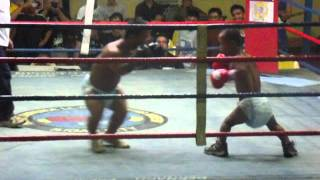 Iligan Boxing (Unano Fight very funny)